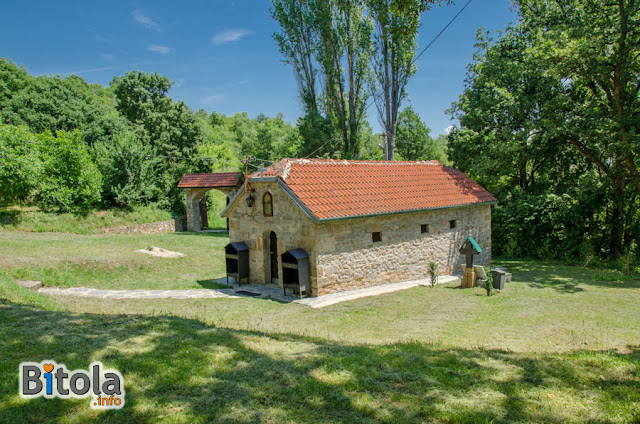 St. Peter and Paul Crnovec village, Bitola municipality, Macedonia