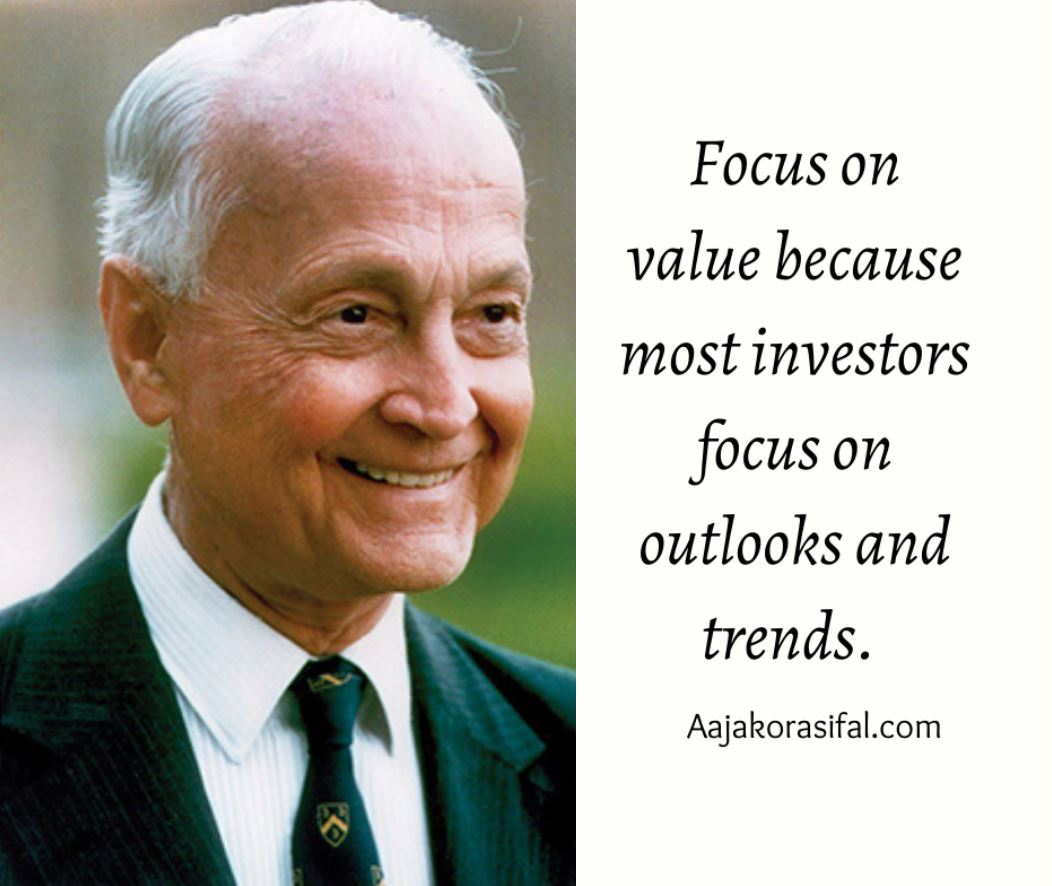 Motivational Quotes of Sir John Templeton on Success