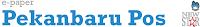 pekanbaru pos logo