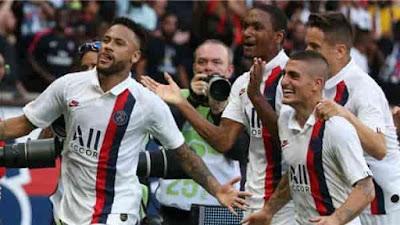 مشاهدة مباراة باريس سان جيرمان ونيس