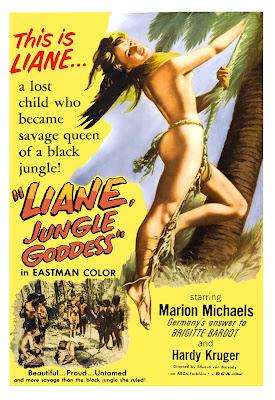 Liane, la diosa de la jungla