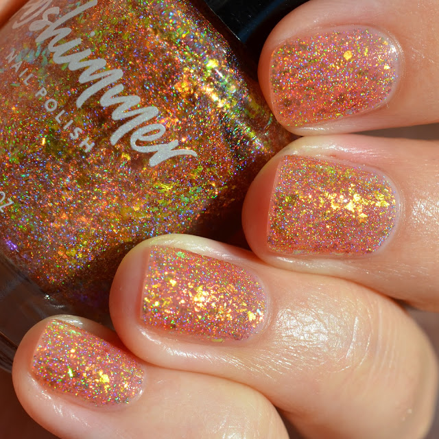 KBShimmer Are You Kitten Me? swatch