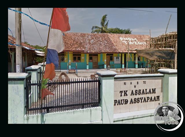 TK Assalam dan PAUD Assyapaah Kp. Gardu, Ds. Bendungan, Pagaden Barat