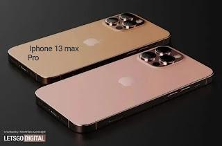 سعر ومواصفات هاتف أيفون 13 Pro max الجديد iPhone