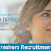 Dell Walkin Drive For Freshers On 30th and 31st September | Freshers Walkins.