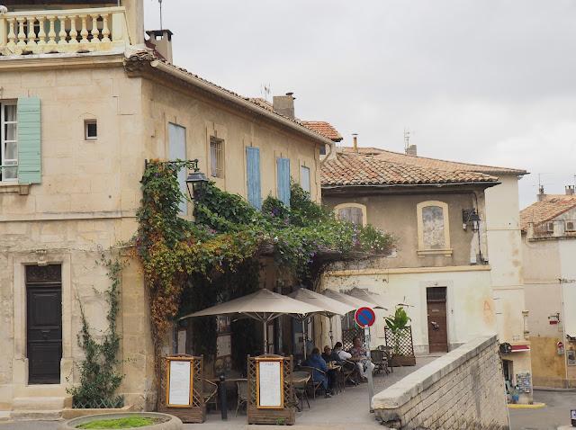 Улицы в Арле, Франция (Streets in Arles, France)
