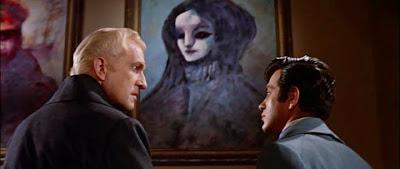 Vincent Price, Mark Damon - House of Usher (1960)