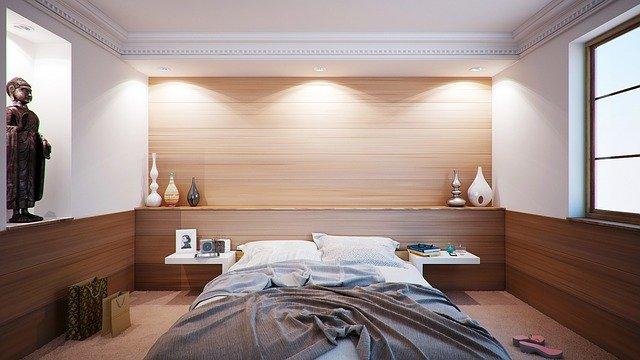 اصباغ غرف نوم