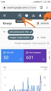 Cara cepat index link secara manual di google webmaster