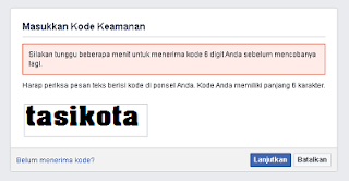 cara mengatasi lupa password katasandi facebook