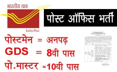 post office jobs 2020