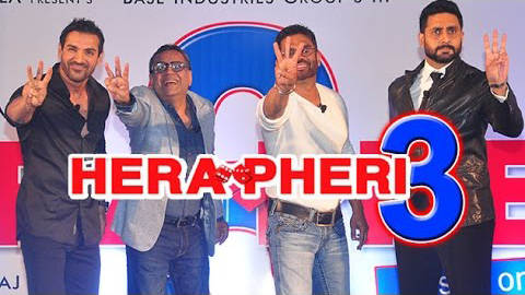 Hera Pheri 3 Star Cast