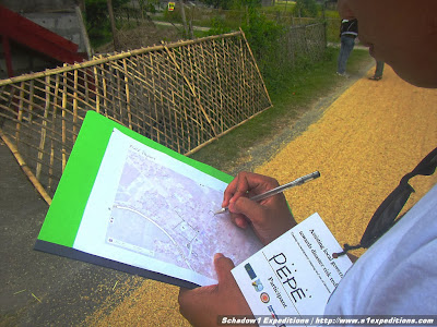 Field Papers - Lubao Disaster Risk Reduction Map-up training ESSC OSMPH Schadow1 Expeditions
