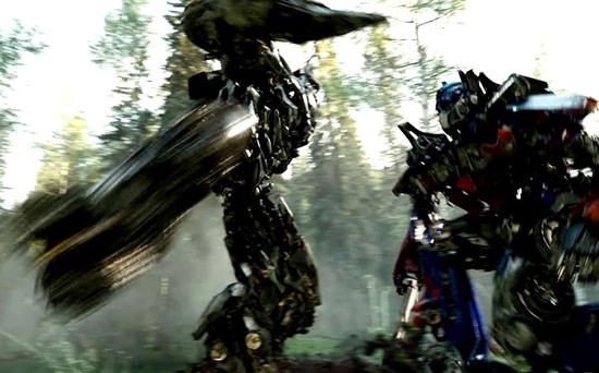 Loucos E Derrotados Ou Um Brinde à Bukowski: O Horror, O Horror...: Transformers 2 A Vingança Dos