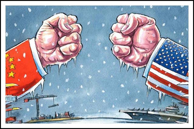 أمريكا والصين | طبول الحرب