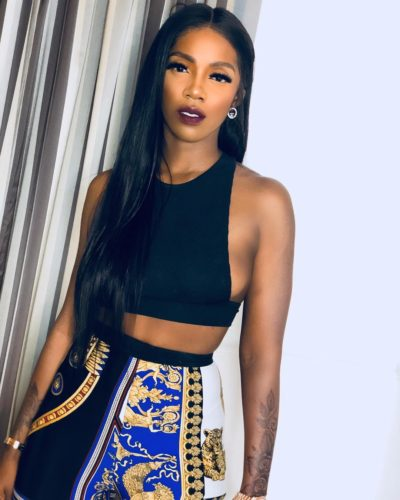 Tiwa Savage Set To Shut Down Lagos With First Ever Concert