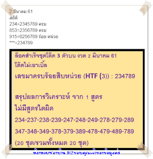 Thai Lottery sure win number | Thailand Lottery Game