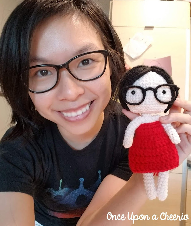 Basic Amigurumi Doll Base FREE Crochet Pattern