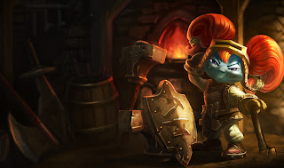 Blacksmith Poppy Wallpaper