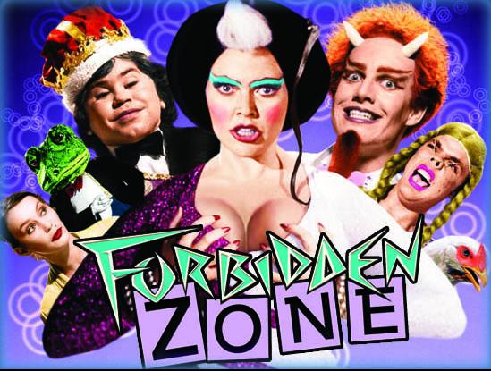 [La Sexta Dimensión: Forbidden Zone]