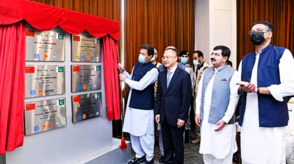 PM Imran Launches Multiple Mega Projects in Gwadar