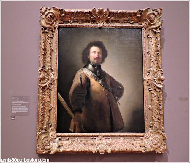 "Legion of Honor: ""Joris de Caulerij"" de Rembrandt"