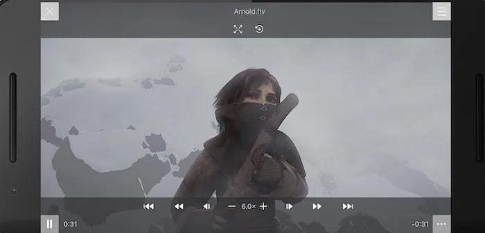 أفضل مشغلات الفيديو Android Playerxtreme