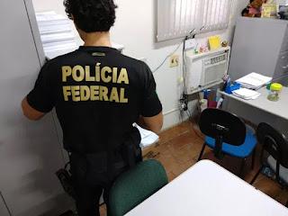 PF cumpre 17 mandados de prisão para combater fraudes na merenda escolar, na Paraíba