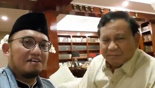 Prabowo Subianto Menang, Jokowi-Maruf Amin Akan Ditawari Jabatan Wantimpres