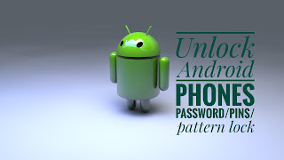 unlock any android smartphone lock