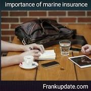 importance of marine insurance