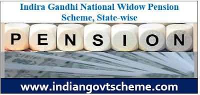 Widow Pension Scheme