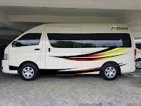 Jadwal F-Trans Shuttle Bandung - Sukabumi