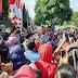 Buruh Jateng Tolak RUU Omnibus Law