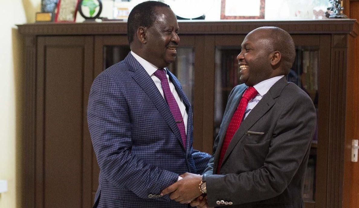 You Will Never Be A Man! Miguna Miguna Embarrasses Raila's Lawyer
