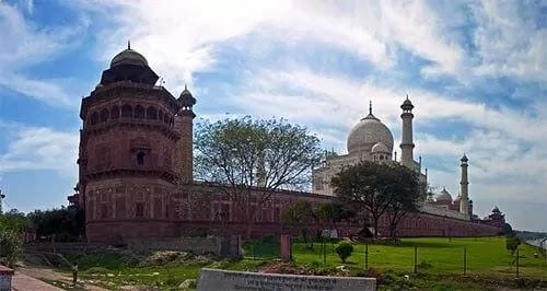 Taj Mahal Unknown Images