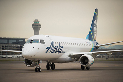 Air101 Alaska Airlines Begins Daily Nonstop Service To El