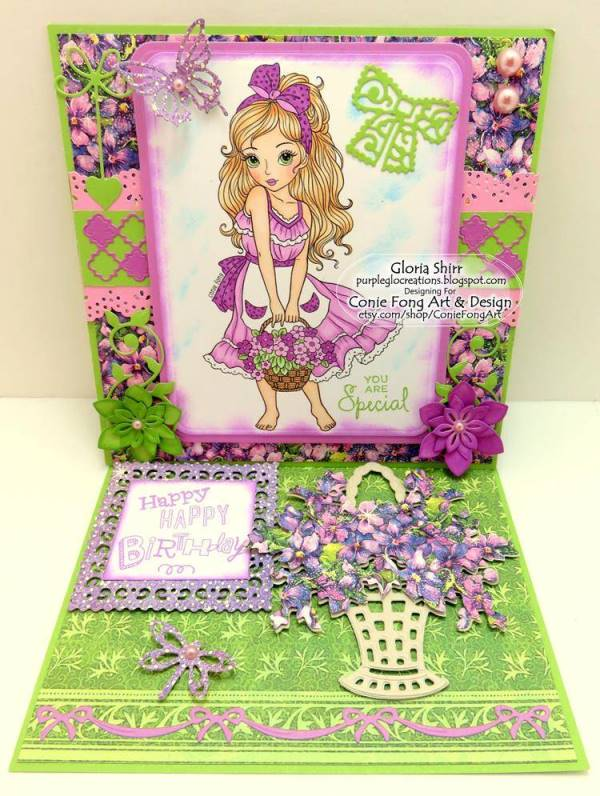 Featured Card at Lil Patch of Crafty Friends Challenge