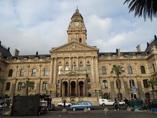 Paseando por Ciudad del Cabo