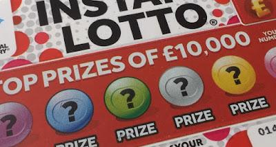 £1 Instant Lotto