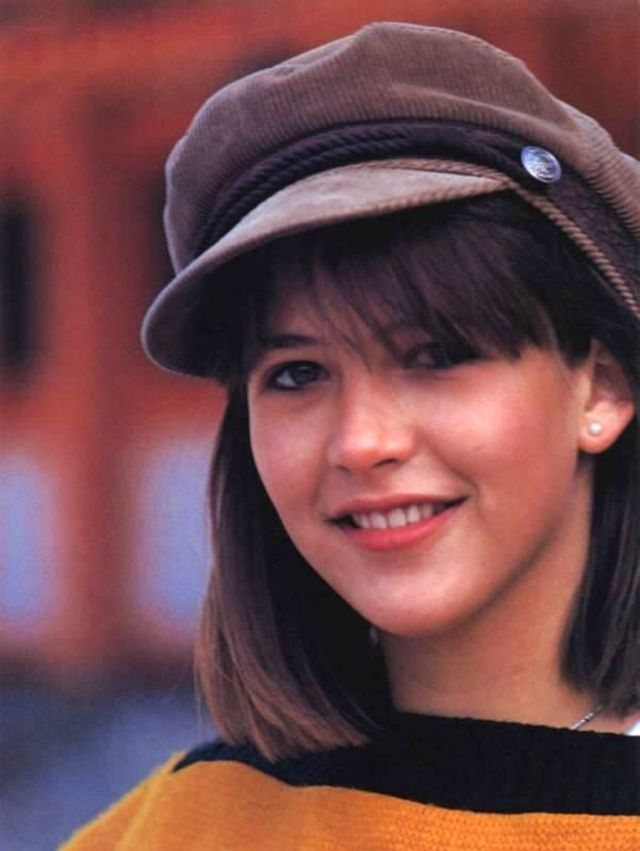 Sophie marceau young