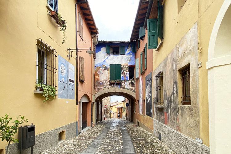 Posti colorati in Italia