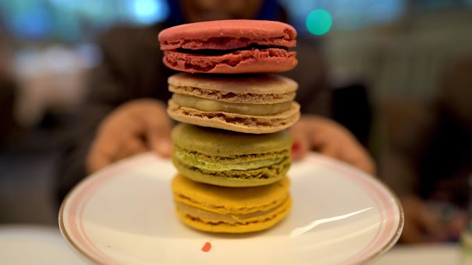 Macaron Laduree Paris Romantis