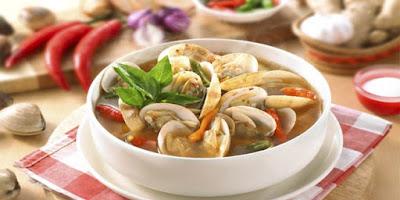 Resep untuk Membuat Sup Kerang Lezat dan Nikmat