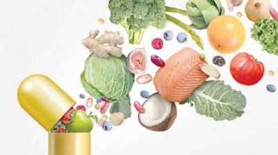فيتامينات للحامل من الاكل
