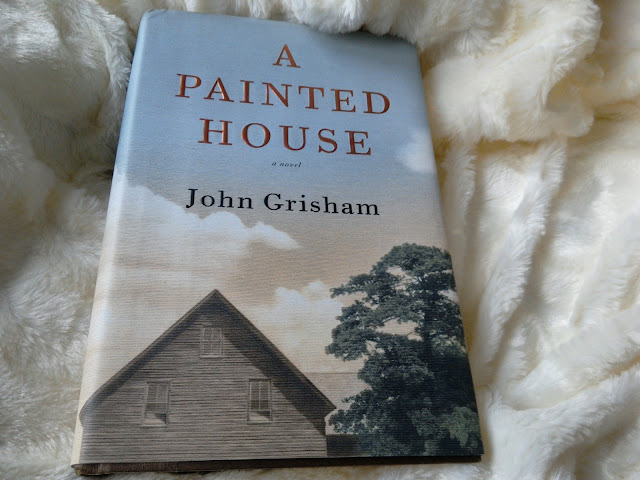 A Painted House, a novel by John Grisham  ( book review and recommendation by @bookmagiclove)