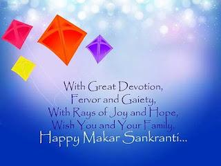 happy makar sankranti good morning