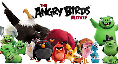 Angry Birds (2016) Full Hindi Dubbed Movie Watch Online Download