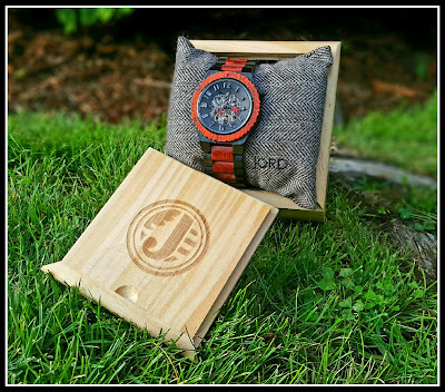 Make This Fall Unique With A JORD Wood Watch! #JORDWoodWatch