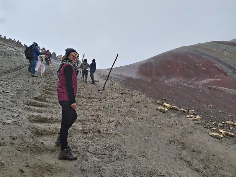De Cusco a Montanha Vinicunca - Rainbow mountain